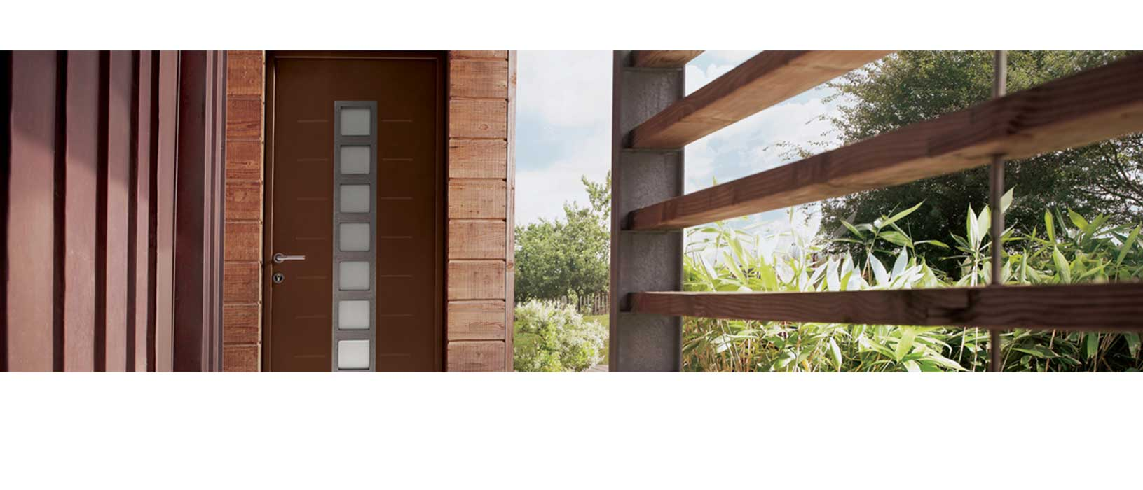 porte entree sur mesure alu pvc renforcee fermetures. Black Bedroom Furniture Sets. Home Design Ideas