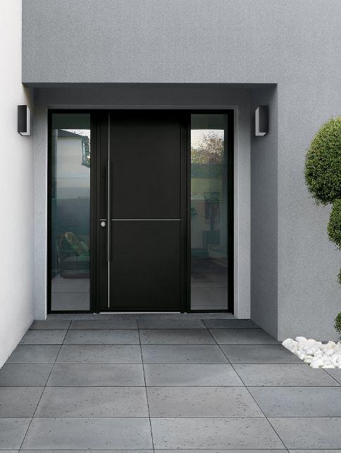 pose porte d entr e devis portes bois alu pvc. Black Bedroom Furniture Sets. Home Design Ideas